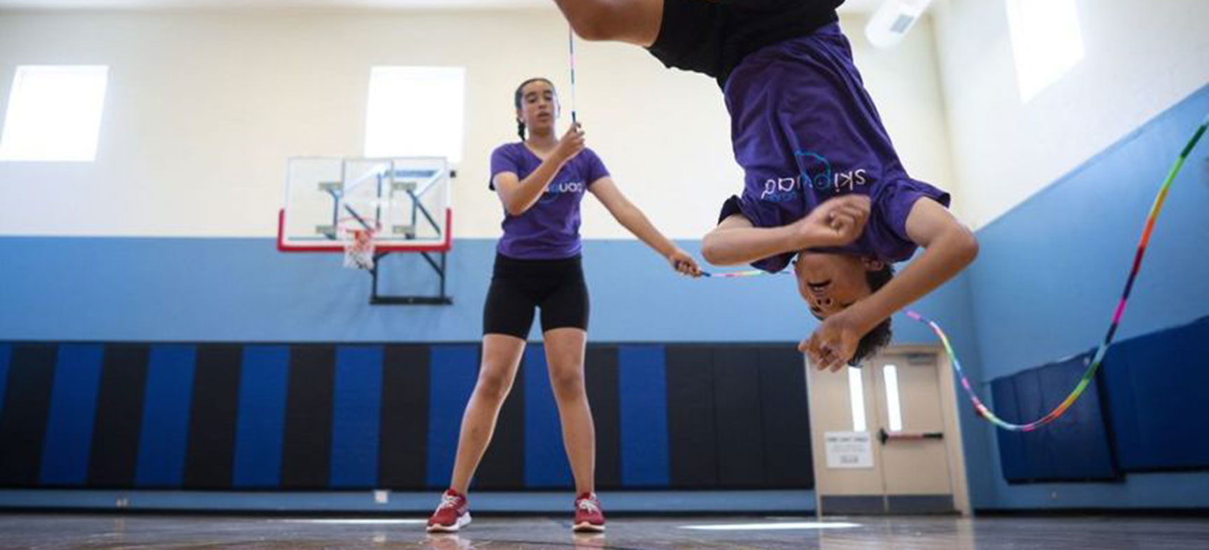 From the playground to the podium: Calgary jump ropers have Olympic dreams